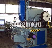 Монтаж металлорежущих станков