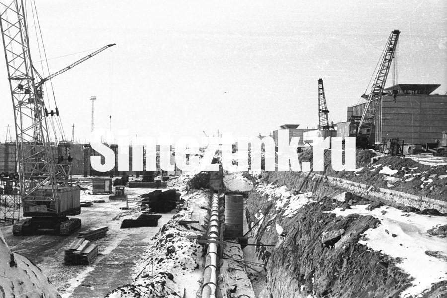 Инжиниринговые услуги в Москве. Наладка и демонтаж оборудования. Синтез ТМК