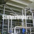 Монтаж стальных труб