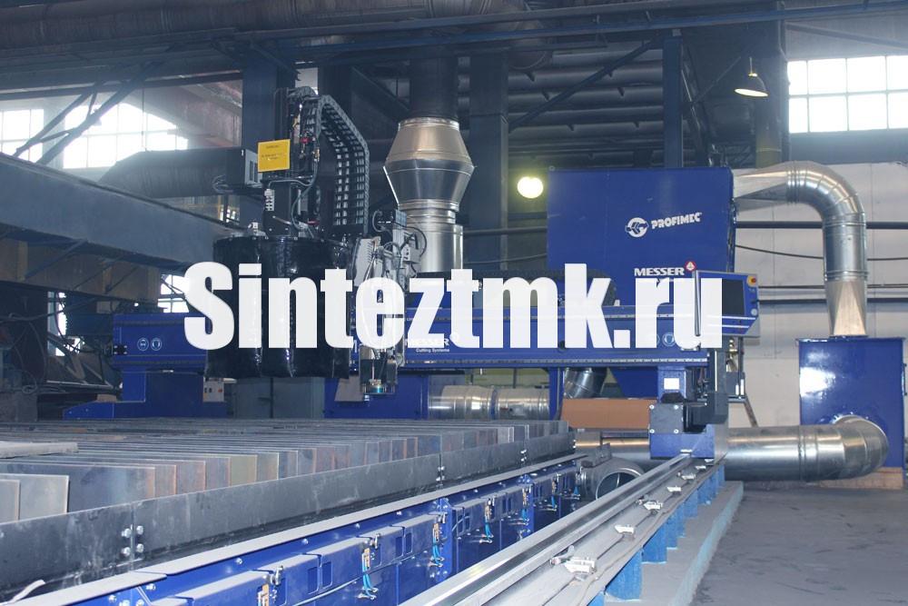 Модернизация линии кузовных деталей Горьковского завода
