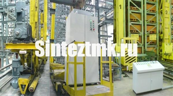 Модернизация подъемно транспортного оборудования