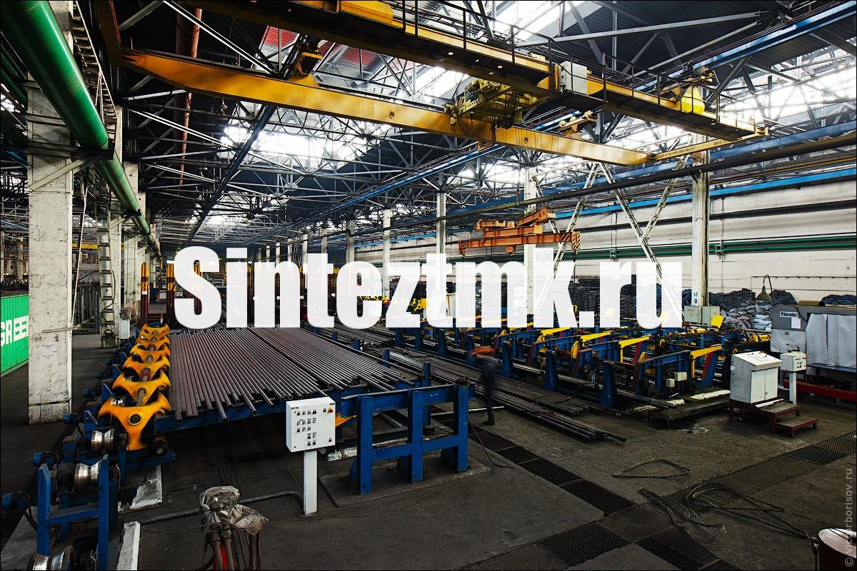 Прокладка инженерных систем по колоннам промышленных зданий