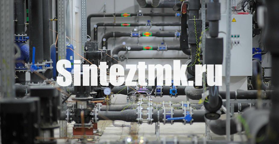 Прокладка внутреннего протовопожарного водопроводо промышленных зданий
