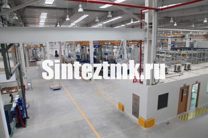 Прокладка внутренних инженерных систем для оборудования