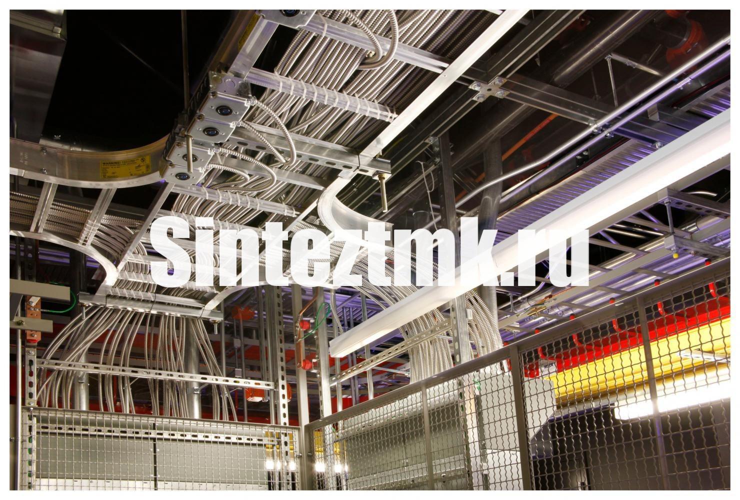 Прокладка внутренних инженерных систем и кабельных линий в лотках