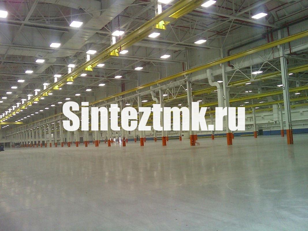 Прокладка внутренних инженерных систем в складских зданиях