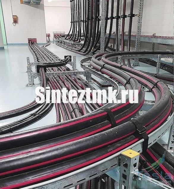 Прокладка внутренних кабельных линий в промышленных зданиях